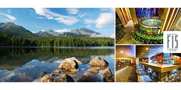 Pobyt v horskom hoteli FIS*** Štrbské Pleso