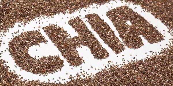 Chia semienka – jedlo budúcnosti 500 a 1000g v atraktívnom balení