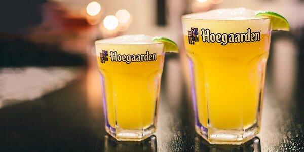 4 belgické pivá Hoegaarden za cenu dvoch
