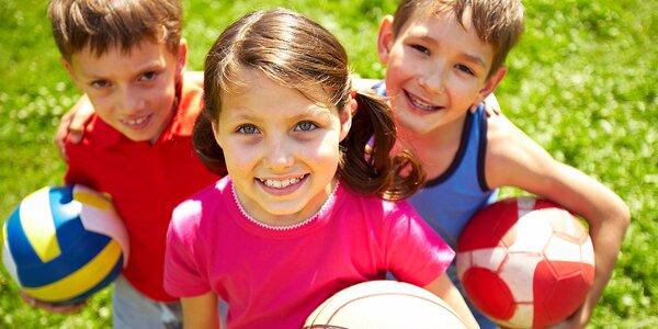 Denný športovo-vzdelávací tábor pre deti od 6 do 12 rokov! Leto 2016!