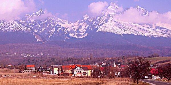 Pobyt v srdci Vysokých Tatier v Penzióne Alex, Nová Lesná