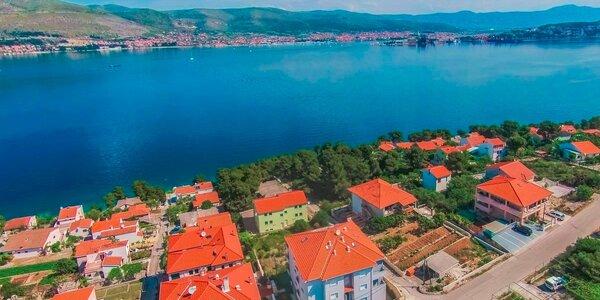 Dovolenka v Chorvátsku v apartmánoch pre 4 osoby
