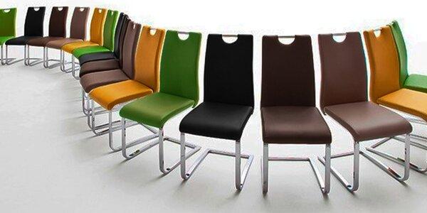 Krásne moderné a štýlové stoličky