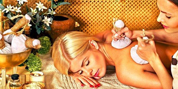 """Relaxačný balíček """"Letné pokušenie"""" alebo masáž proti celulitíde"""