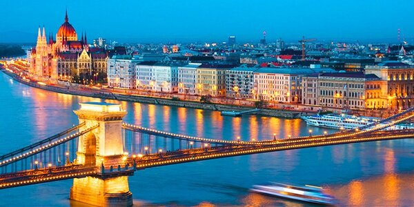 3 alebo 4 dni v Budapešti s gurmánskymi raňajkami