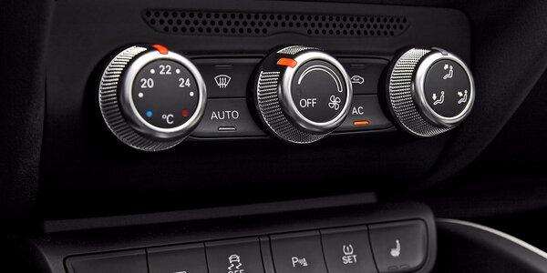 Dezinfekcia klimatizácie a interiéru vozidla ozónom - až k vám domov!
