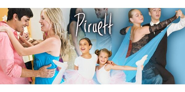 13 eur za 4 vstupy na skupinový kurz tanca pre deti, mládež a dospelých