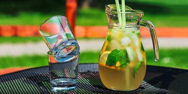 Osviežujúce limonády v baby friendly kaviarni Čertík. Ochutnajte leto!