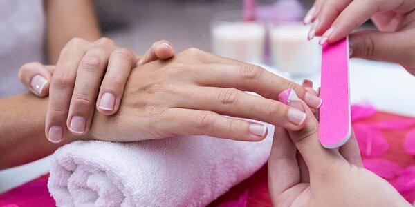 Gelové nechty, klasická manikúra alebo japonská manikúra