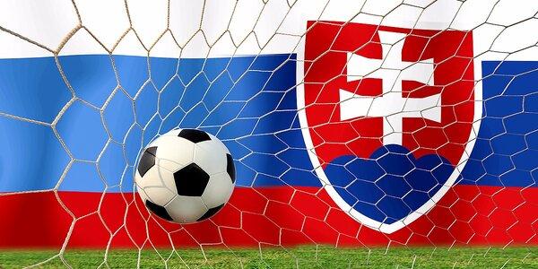 Slovensko - Wales! Viete, kto vyhrá? Futbalujte s nami! Máme pre vás kredity!