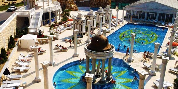 Letný pobyt s wellness, masážou a množstvom športových aktivít v Hoteli Skalka*…