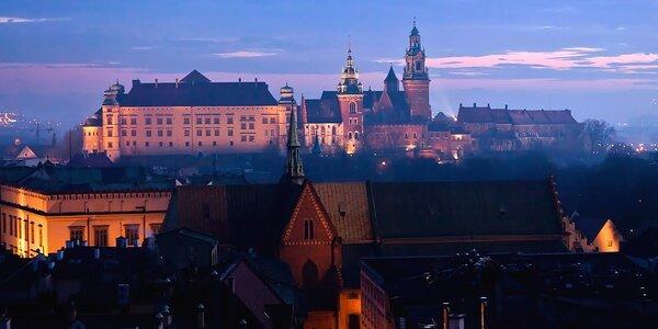 Romantika v Niepołomiciach neďaleko Krakova