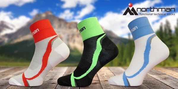 Funkčné letné ponožky Northman