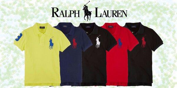 Detské polokošele Ralph Lauren big pony