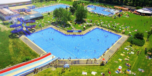 Rodinné leto v Hoteli Dixon**** s Aqualandom!