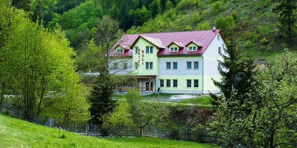 Aktívny letný pobyt s wellness v Hoteli Bocy** v Oščadnici