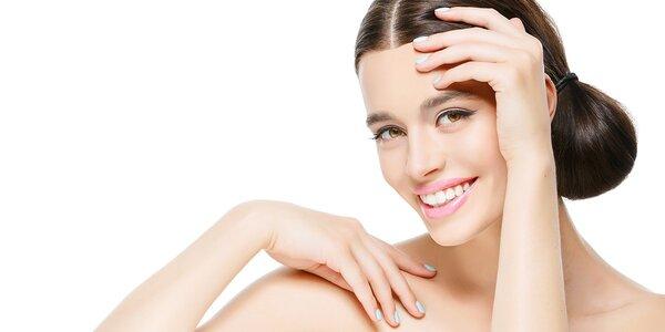 Čistenie pleti skinvigorate a kyslíkový alebo radiofrekvenčný lifting tváre