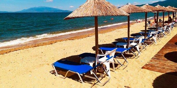 Rodinná pohoda na gréckom polostrove Chalkidiki