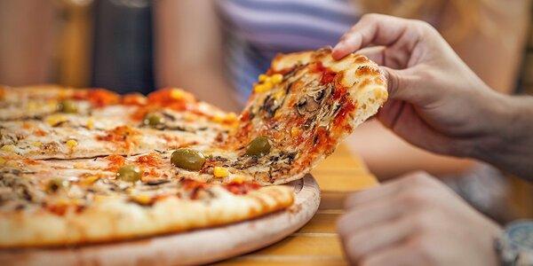 Pizza podľa vlastného výberu v Pube u Pažravca