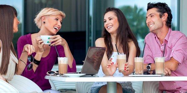 Ľadová káva so zmrzlinou a Baileys - pokušenie tohto leta!