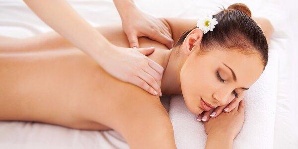 Havajská, antistresová, športová alebo klasická masáž