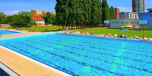 Celodenný vstup pre dospelú osobu na letné kúpalisko Matadorka
