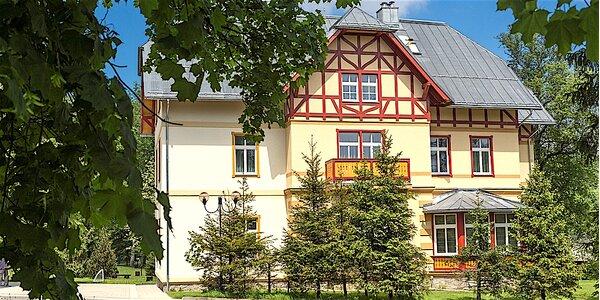 Excelentný pobyt vo Ville Meribel**** Tatranská Lomnica