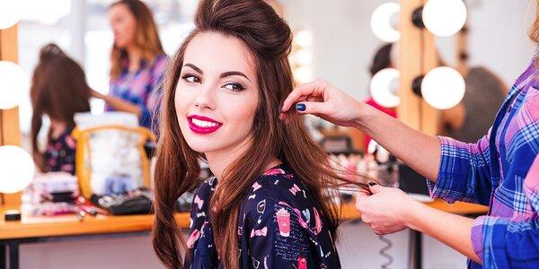 Profesionálny strih s možnosťou regenerácie vlasov