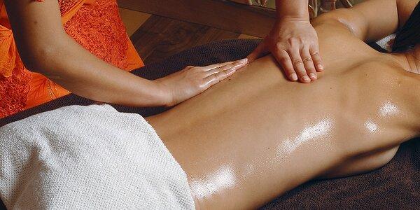 Indická celotelová, BALI, klasická alebo reflexná masáž chodidiel