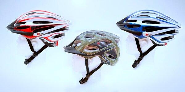 Cyklistické helmy HAVEN pre každého