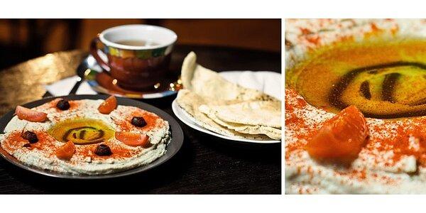 Letné arabské menu v literárnej čajovni