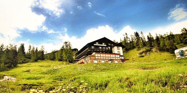 Rodinná dovolenka v Rakúsku