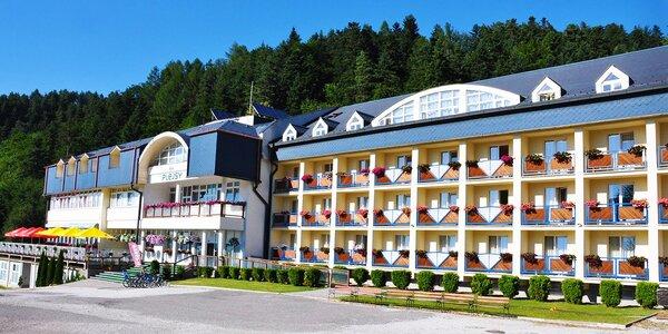 Fantastická dovolenka v Hoteli Plejsy*** Wellness & Fun Resort, dieťa zadarmo!