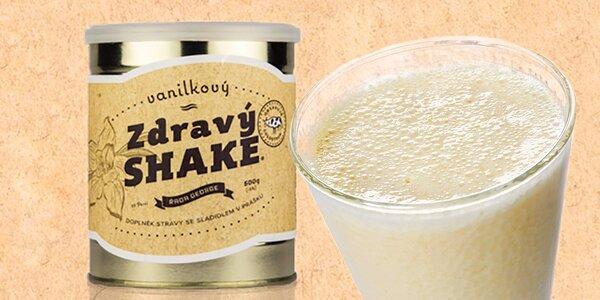 Zdravý Shake: pripravte si chutný a výživný nápoj s množstvom vitamínov
