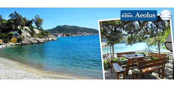 10 dňová dovolenka v gréckom stredisku Tolo