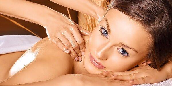 Doprajte si skvelý relax a vyberte si svoju masáž