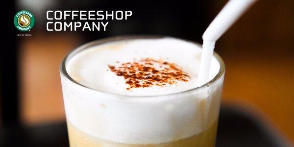 Ľadové osvieženie: 2x Iced Coffee Latte za cenu jedného!