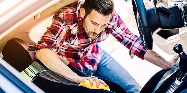 Kompletné ručné umytie exteriéru a interiéru auta alebo renovácia laku
