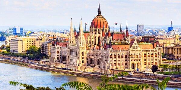 Zájazd mikrobusom do Budapešti. Menšia skupinka a flexibilný termín