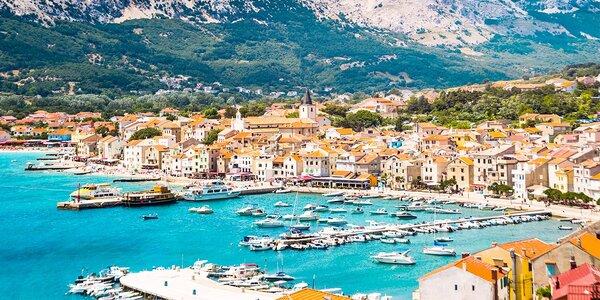 10-dňová dovolenka v Chorvátsku