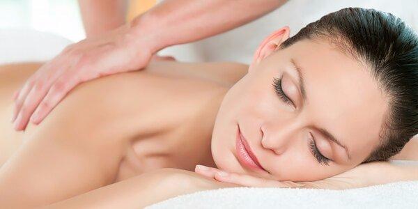 LETNÁ AKCIA! Výhodná permanentka na 3 masáže podľa výberu