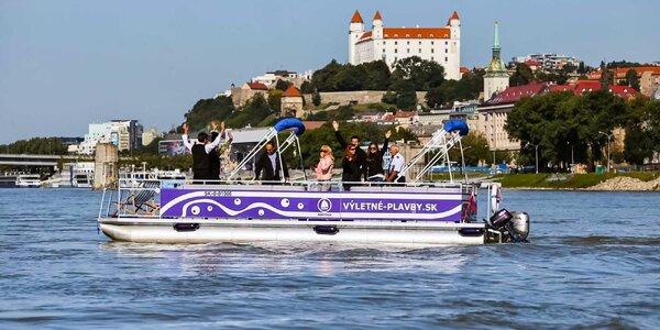 Hor sa na palubu! Plavba výletnou loďou po Dunaji pre celé partie!