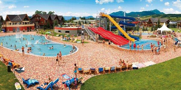 Wellness pobyt v Bešeňovej so 45% zľavou do Aquaparku GINO PARADISE