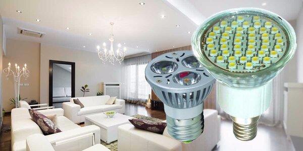 Cenovo a energeticky výhodné LED žiarovky