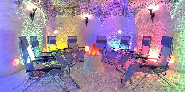 Ozdravný pobyt v soľnej jaskyni