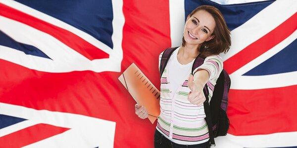 3-mesačný konverzačný kurz angličtiny pre začiatočníkov
