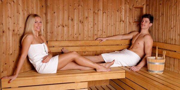 Romantický privátny wellness balíček s masážou
