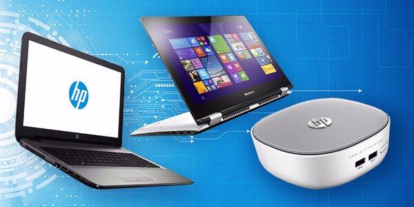 Cenová BOMBA! Špičkové značkové notebooky s nadštandardnou výbavou za absolútne…