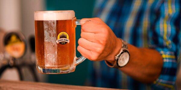 Poctivé české čapované pivá Černá hora v GOOD ZONE na Obchodnej!