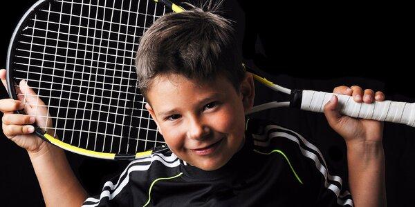 Tenisové krúžky pre deti a mládež s kvalifikovaným trénerom